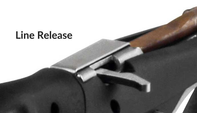Speargun Line Release