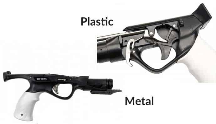 Speargun Triggers