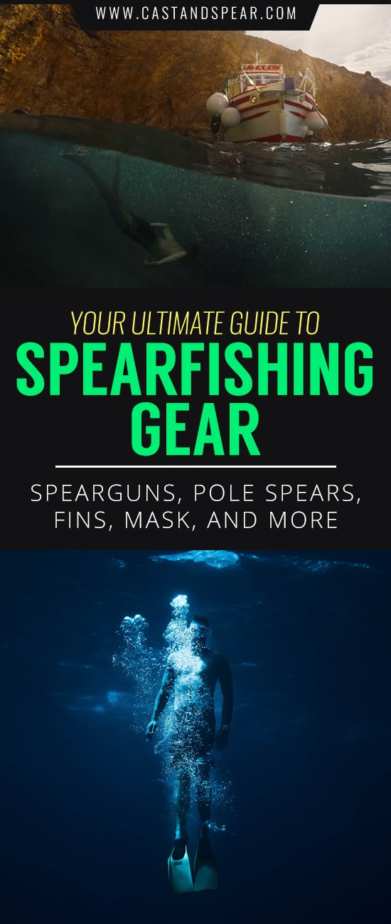I'll be honest. Getting started in spearfishing is daunting. It's hard to know which equipment to buy, where to go, who to go with, and the list goes on. Use our guide to put your mind at ease at least for the right gear. Do your research before getting any gear! Our guide makes that easy for you.