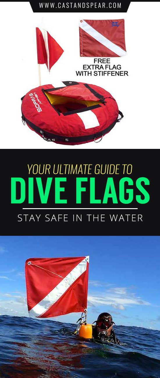Diving without a dive flag is DANGEROUS! Boaters who can't see you might hit you while you're on the surface. Our buyer's guide will tell you what you need to know!
