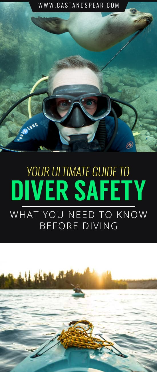 What should divers do for their safety? This guide answers all the pressing questions to keep you safe on your next dive. Be safe in the water!