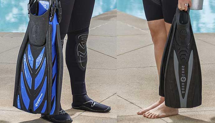 best dive boots socks