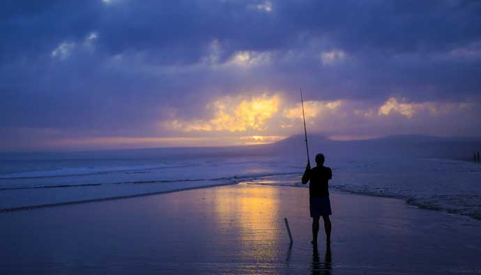 Best surf fishing pole
