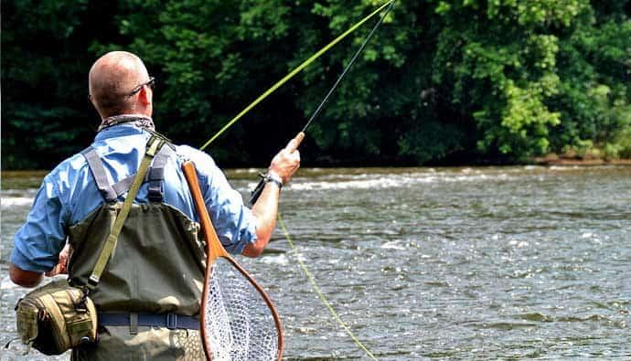 Best fishing bag fly fishing