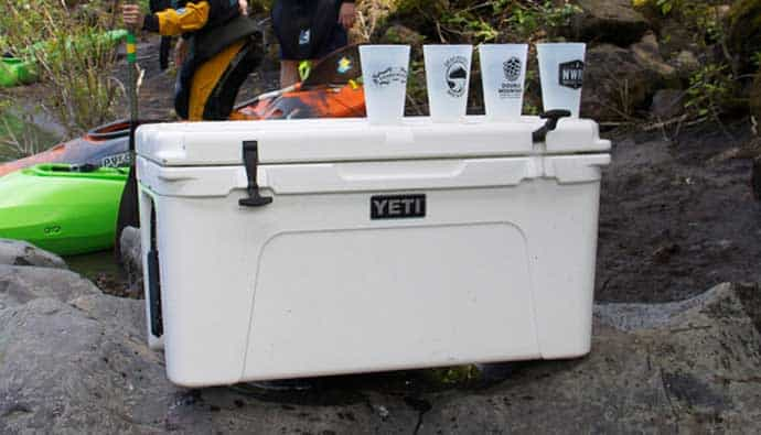 Yeti Fishing Coolers
