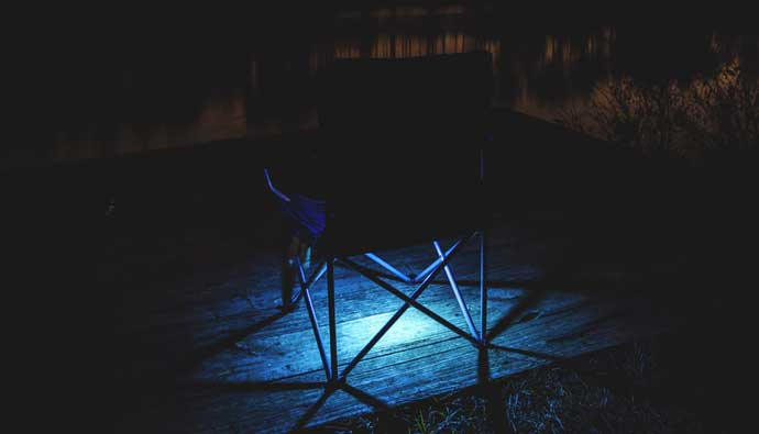 Best Kijaro Chairs Night LED
