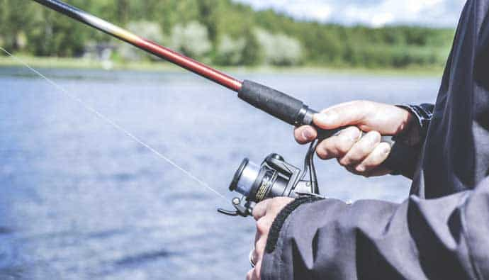 Best Spinning Reels for Bass lake
