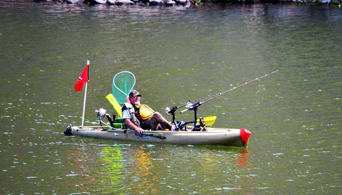 Crappie Kayak Fishing Tips