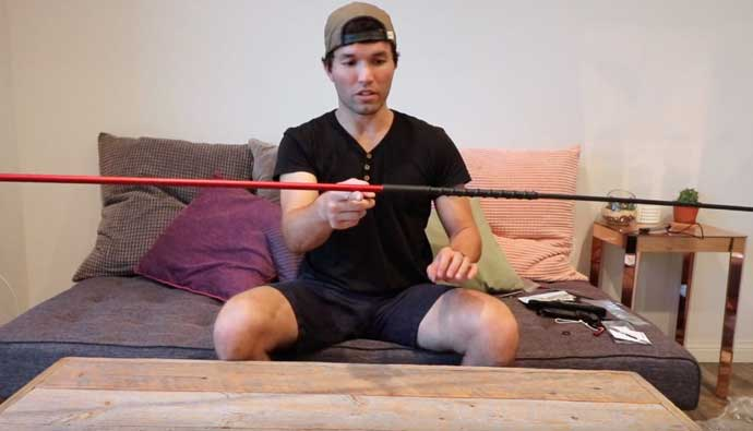 Gatku Pole Spear Balance