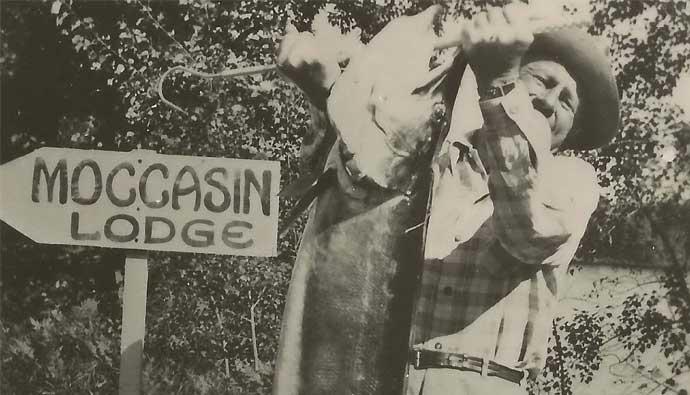 World record musky catch
