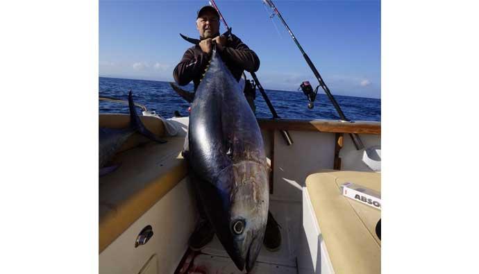Tuna fishing Barcelona
