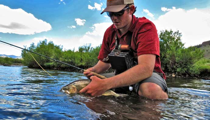 Keep Em Wet Fishing
