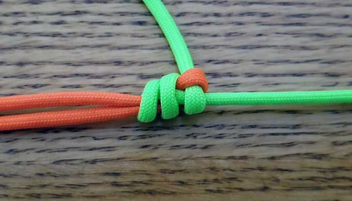 How to tie the Aussie Quickie Knot
