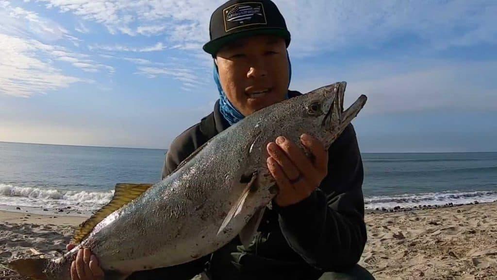 Benjie Kim fishing podcast