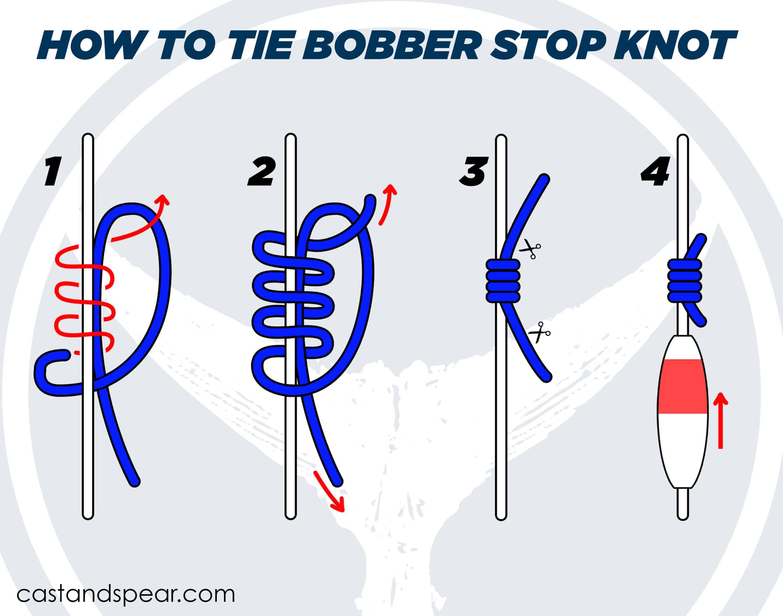 bobber stop knot