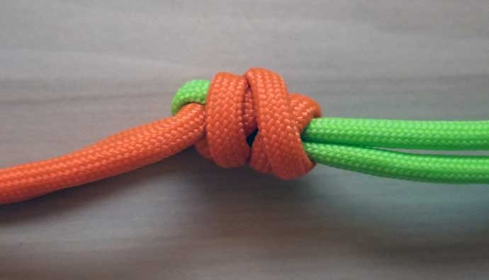 how to tie a bristol knot