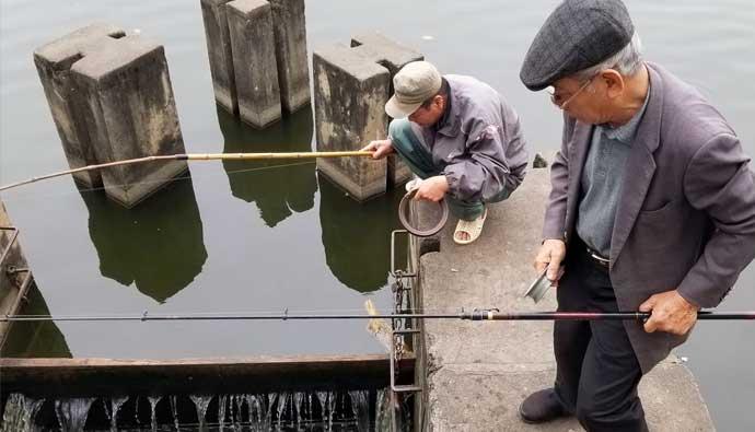 fishing in Vietnam