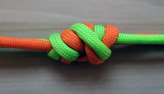 how to tie a j knot