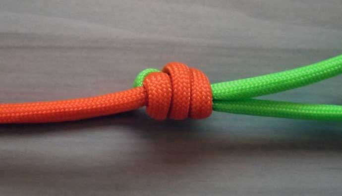 How to tie a Yucatan Knot