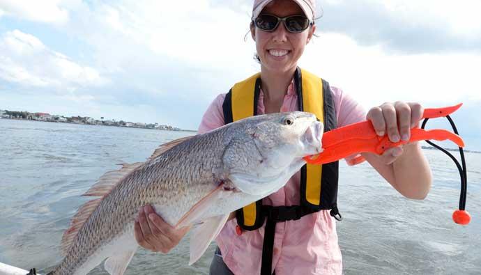 popping cork rig redfish