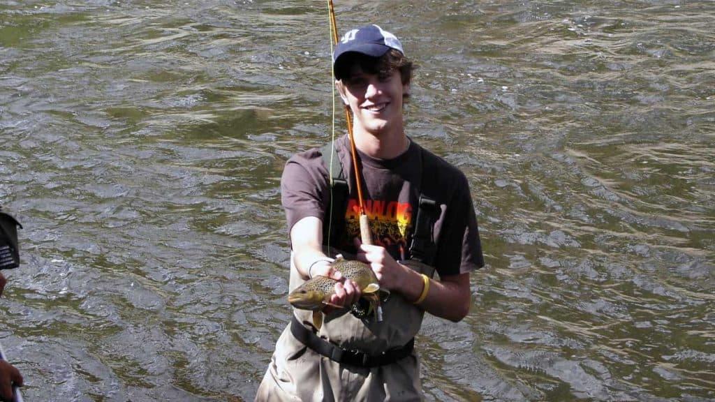 best kid fishing wader