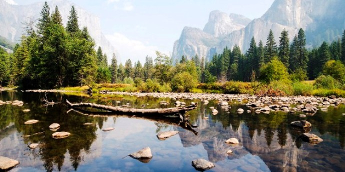 fly fishing yosemite