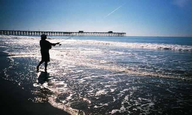 sand bass fishing spots san o