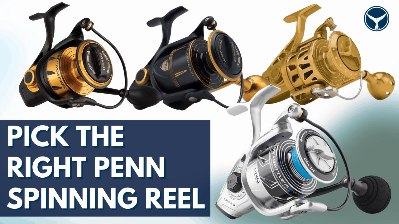best penn spinning reels