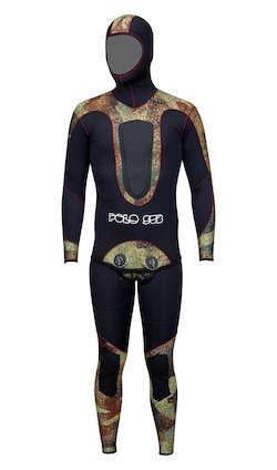 polo sub spearfishing wetsuits
