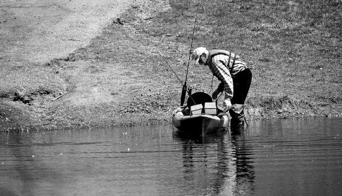 best sit in fishing kayak