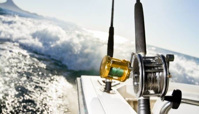 best grease for fishing reels