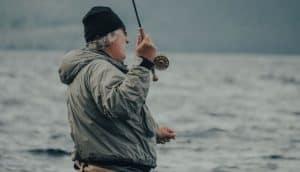 best fishing jacket