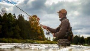 best fly fishing sling pack